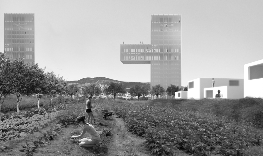 An Urban-Agrarian Vision for Eleonas (w/Yannis AesoposArchitecture)